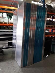 Гибка 3-х метровых панелей